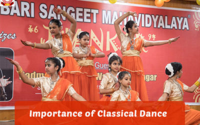 Importance of Classical Dance