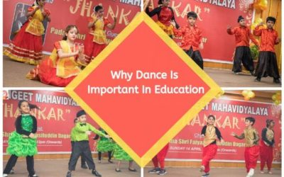 Why Dance Is Important In Education