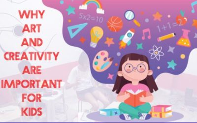 Why Art And Creativity Are Important For Kids