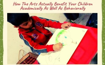 How The Arts Actually Benefit Your Children Academically As Well As Behaviorally