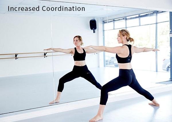 Increased-Coordination