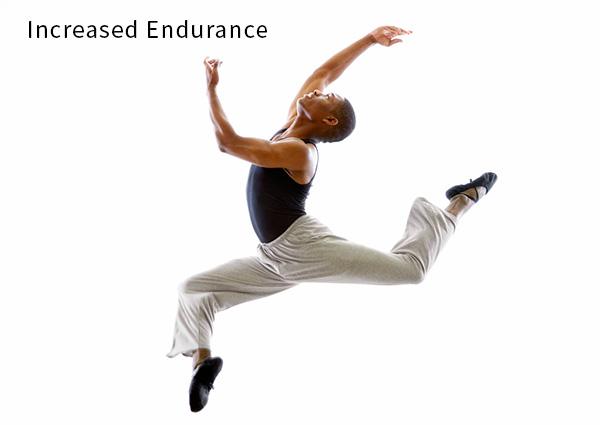 Increased-Endurance
