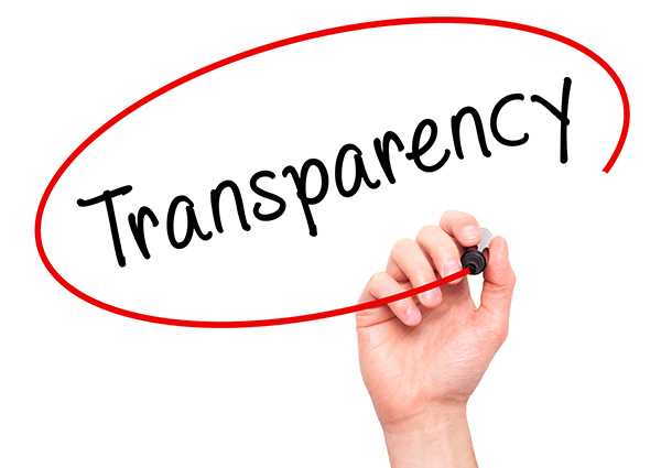 transaparency