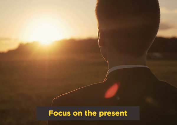Focus-on-the-present