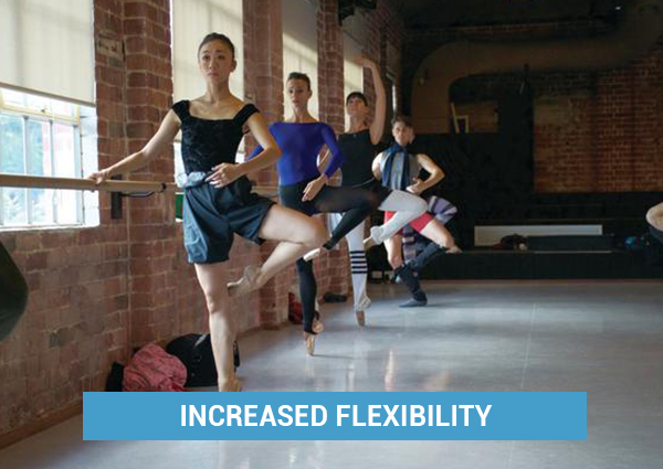 INCREASED-FLEXIBILITY
