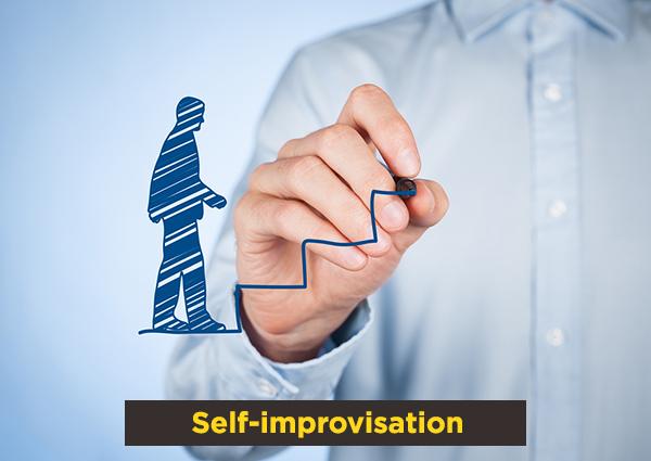Self-improvisation