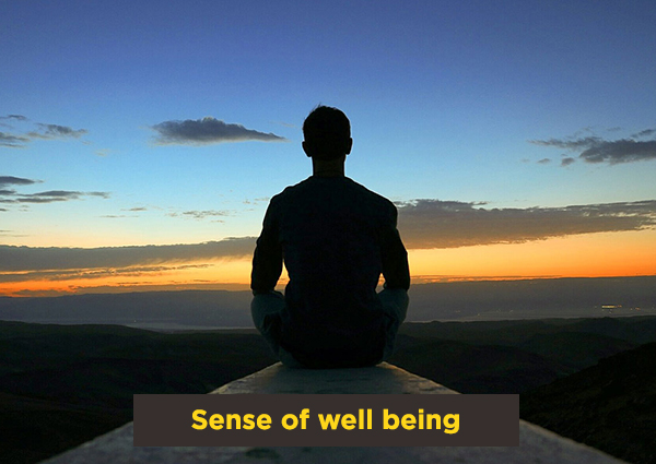 Sense-of-well-being