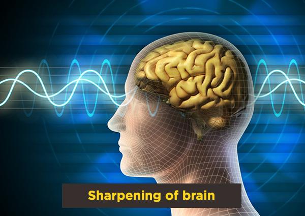 Sharpening-of-brain