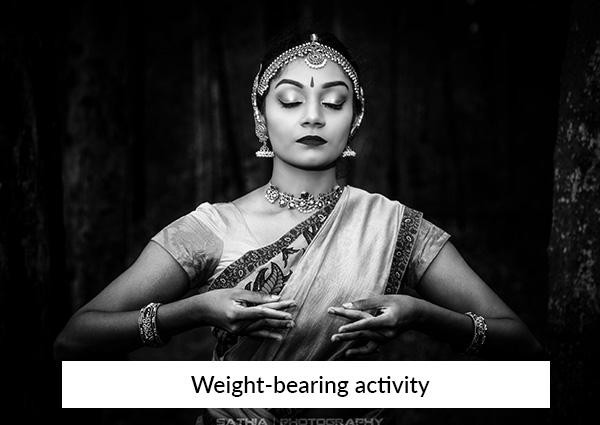 Weight-bearing activity