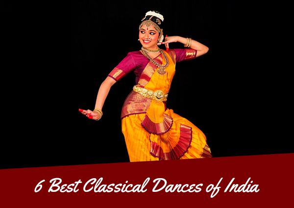 6 Best Classical Dances of India