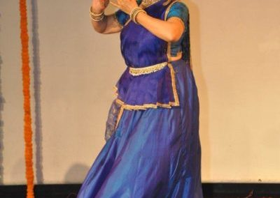 blue-saree