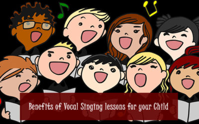 Benefits of Vocal Singing lessons for your Child