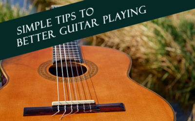 Simple Tips to better Guitar Playing