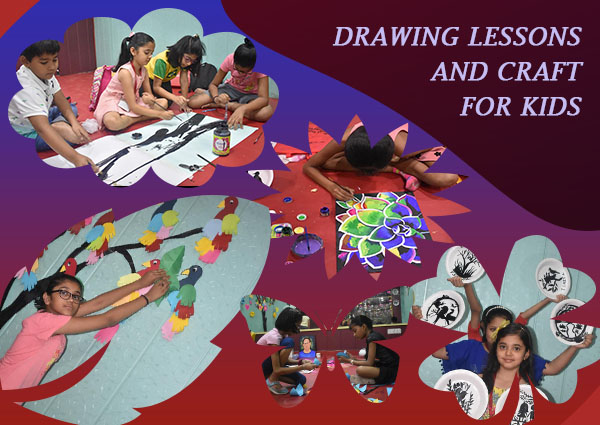 Drawing Lessons And A Craft For Kids