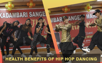Health Benefits Of Hip Hop Dancing