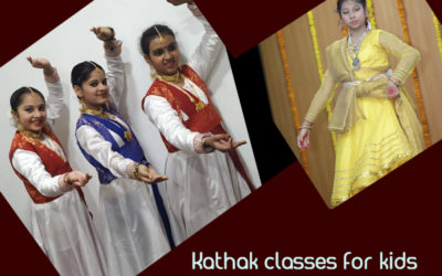 Kathak Classes For Kids
