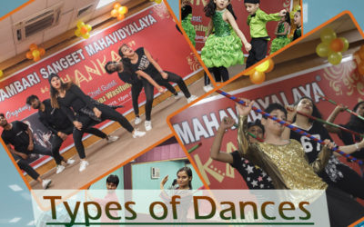 Types Of Dances