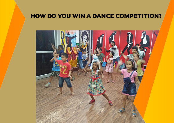 How Do You Win A Dance Competition