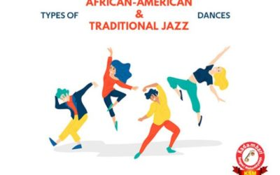 Types Of African-American And Traditional Jazz Dances