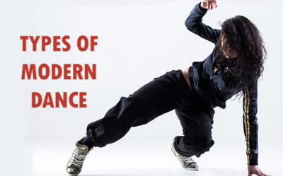 Types Of Modern Dance