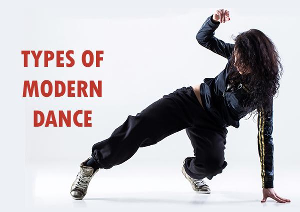 Types Of Modern Dance