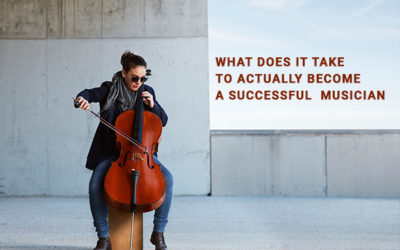 What Does It Take To Actually Become A Successful Session Musician